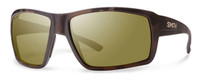 Smith Optics Colson Designer Sunglasses in Matte Tortoise with Polarized Brown Lens