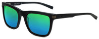 Nautica Designer Polarized  Bi-Focal Reading Sunglasses N6205S-005 in Matte Black