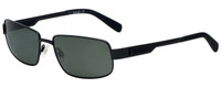 Timberland TB9060-02D Designer Polarized Sunglasses in Matte Black with Grey Lens