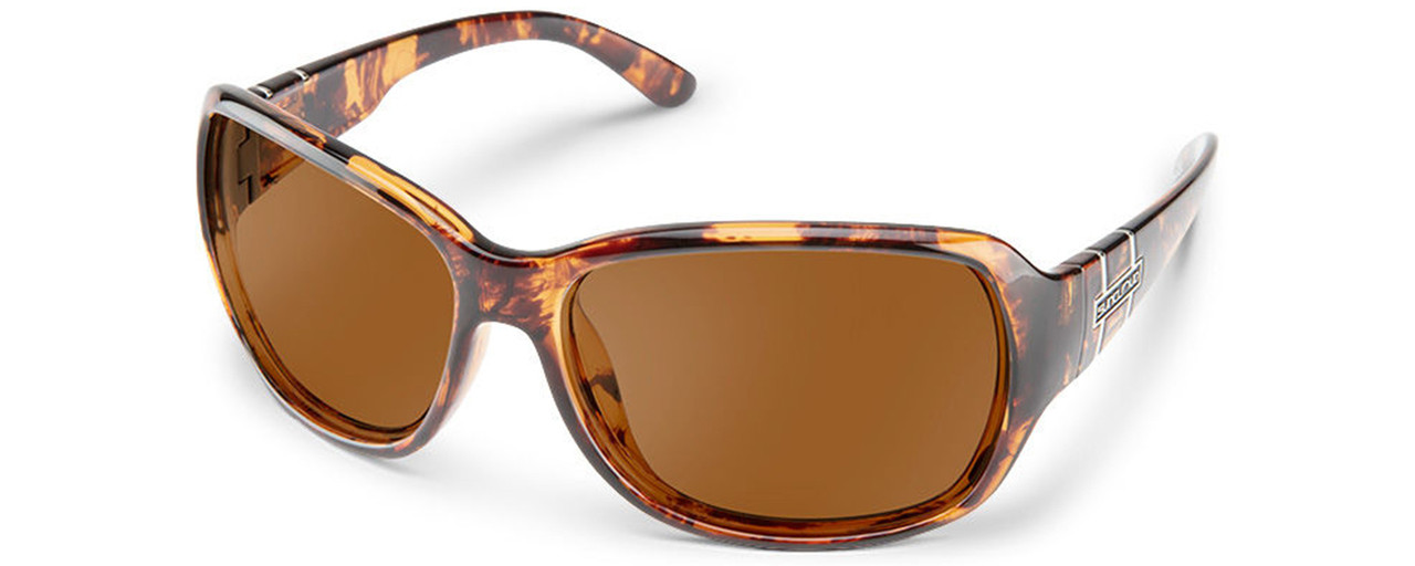 SUNCLOUD Airway Sunglasses Lifetime Warranty Polarized Protective Sleeve