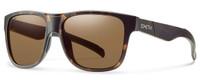 Smith Optics Lowdown XL Sunglasses in Matte Tortoise with Polarized Brown Lens