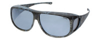 Jonathan Paul® Fitovers Eyewear X-Large Aviator Kryptek in Neptune & Grey