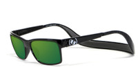 Hoven Eyewear MONIX in Black with Turtle Gloss Grey