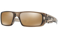 Oakley Sunglasses OO9239-07 Crankshaft in Brown Smoke/Tungsten Iridium Polarized