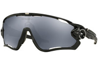 Oakley Sunglasses Jawbreaker OO9290-07 Polished Black Iridium Polarized Mirror