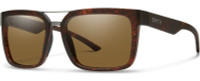 Smith Highwire ChromaPop Polarized Sunglasses Vintage Tortoise Havana Brown 56mm