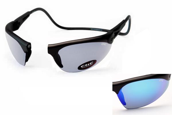 Clic Magnetic Sunglasses 'Sunglass II' in Black