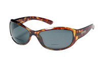 Ono's™ Polarized Bi-Focal Readers: Harbor Docks in Tortoise & Grey