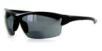 Grand Banks™ Polarized Bi-Focal Readers: 472BF in Black & Grey