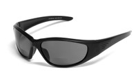 Grand Banks™ Polarized Bi-Focal Readers: 473BF in Matte-Black & Grey