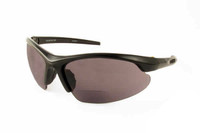 Grand Banks™ Polarized Bi-Focal Readers: 474BF in Black & Grey