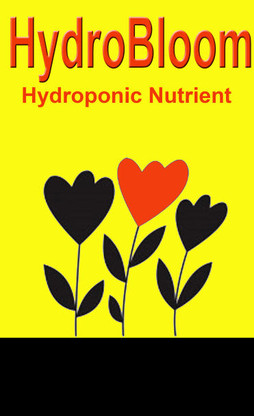 HydroBloom Hydroponics Nutrients.