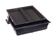 NFT Tray (1.1m x 1m) + 100l Reservoir & Correx Board & water pump