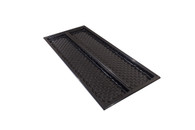 NFT Hydroponics Grow Tray (2.2m x 1m) Incl Correx Board - for Plants, Fodder Grass & seedlings