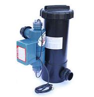 Combo 5l Biofilter & 8W UV Clarifier with BioBalls (2500l Pond)