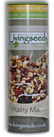 Vitality Mix Sprout and Microgreens Seeds (200g Tube)