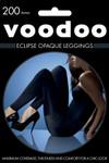 Voodoo Eclipse Opaque Leggings Black 200 Denier