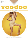 Voodoo Glow Control Pantyhose - 8 Denier