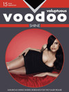 Voodoo Voluptuous Shine Pantyhose - 15 Denier