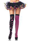 Leg Avenue - Stars and Stripes Thigh Highs - One Size