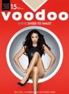 Voodoo Shine Sheer To Waist 15 Denier