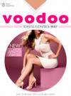 Voodoo Glow Toeless With Control Brief 8 Denier