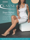 Kayser Plus Sheer Pantyhose 15 Denier
