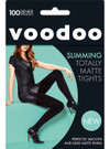 Voodoo Slimming Totally Matte Tights 100 Denier