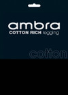 Ambra Cotton Rich Legging