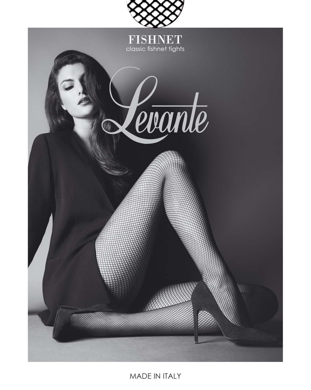 3816538aaeec5 Levante Classic Fishnet Tights - The Hobart Stocking Shop
