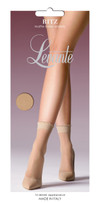 Levante Ritz Matte Sheer Anklets 15 Denier