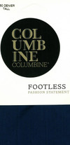 Columbine 50 Denier Footless Tights Fleet