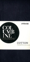 Columbine Cotton Tights With Lycra Ink Navy