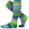 Solmate Socks Waterlily Adult Kneehigh
