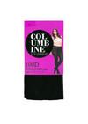 Columbine Plus 100 Denier Opaque Tights Black