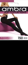 Ambra Soft  Cotton Rich Tight - 150 Denier
