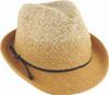 Avenel Boiled Wool Trilby Mustard