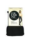 Columbine 50 Denier Soft Opaques 2PK Black