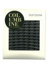 Columbine Houndstooth Pattern Tight Black