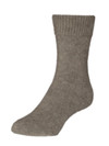 Comfort Socks Possum and Merino Crew Sock Natural
