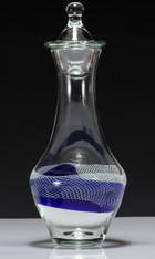 Banded Whiskey Decanter