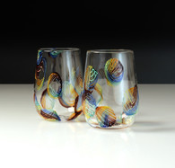 Funfetti Glasses Pair