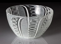 Laced Glass Bowl
