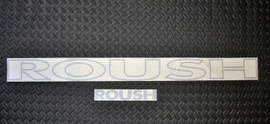 94-04 Roush Windshield Banner