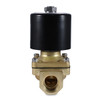 "1/2"" 24V AC Electric Brass Solenoid Valve"