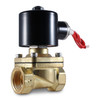 "3/4"" 110V AC Electric Brass Solenoid Valve"