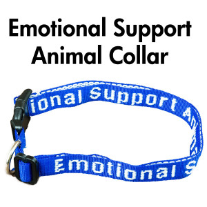 Emotional Support Animal Collar