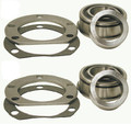 "Chrysler 8.75"" Green Axle Bearings"
