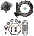 "1973-1988 GM 10.5"" 14 Bolt Ring and Pinion Grizzly Locker USA Gear Pkg"