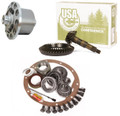 "GM 8.5"" USA Ring and Pinion 28 Spline Truetrac LSD Pkg"